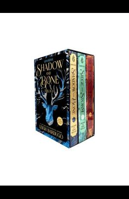 The Shadow and Bone Trilogy Boxed Set: Shadow and Bone, Siege and Storm, Ruin and Rising
