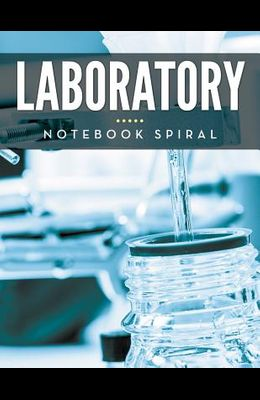 Laboratory Notebook Spiral