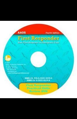 First Responder Skills DVD (Revised)