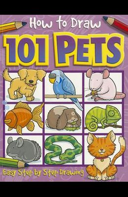 How to Draw 101 Pets, 6