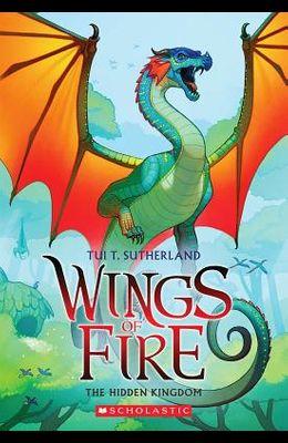 The Hidden Kingdom (Wings of Fire #3), 3