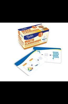 1st Grade Math Flashcards: 240 Flashcards for Building Better Math Skills (Addition & Subtraction, Place Value, Number Patterns, Comparing Number