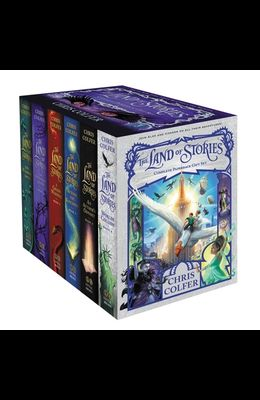The Land of Stories Set