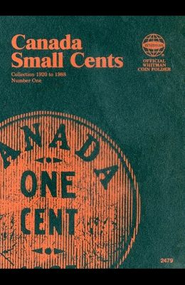 Canada Small Cents Collection 1920 to 1988 Number One