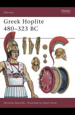 Greek Hoplite 480 323 BC
