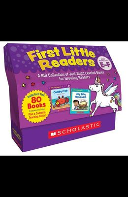 First Little Readers: Guided Reading Levels E & F (Classroom Set): A Big Collection of Just-Right Leveled Books for Growing Readers
