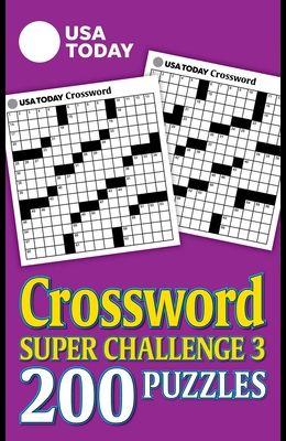 USA Today Crossword Super Challenge 3