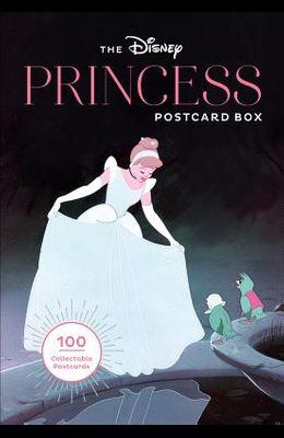 Disney Princess Postcard Box (Disney Princess Art, Disney Collectables, Disney Postcards): 100 Collectible Postcards