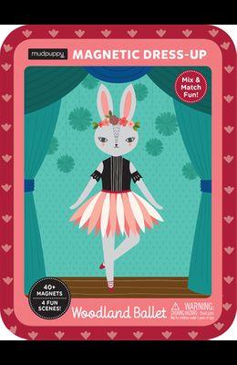 Woodland Ballet Magnetic Dress-Up