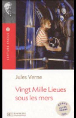 20,000 Lieues Sous Les Mers Lecture Facile A2/B1 (900-1500 Words)