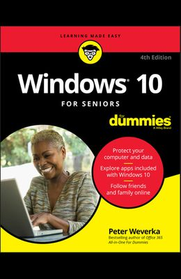 Windows 10 for Seniors for Dummies