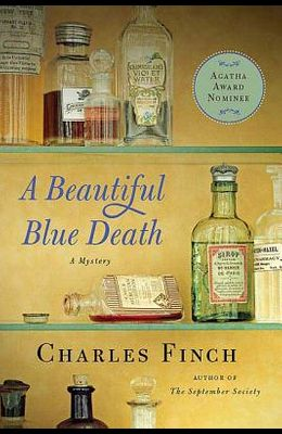 A Beautiful Blue Death: The First Charles Lenox Mystery