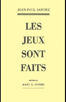 Les Jeux Sont Faits (French Edition)