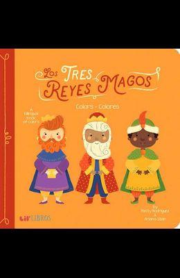 Tres Reyes Magos: Colors - Colores