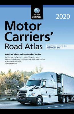 Rand McNally 2020 Motor Carriers' Road Atlas