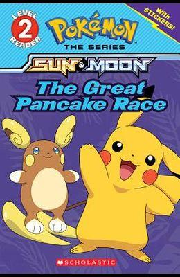 The Great Pancake Race (Pokémon: Scholastic Reader, Level 2)