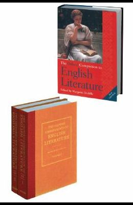 The English Literature Set: Consisting of the Oxford Chronology of English Literature and the Oxford Companion to English Literature