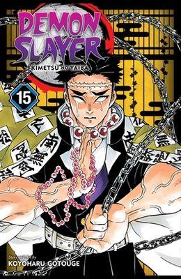 Demon Slayer: Kimetsu No Yaiba, Vol. 15, 15