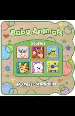 Baby Animals Stories