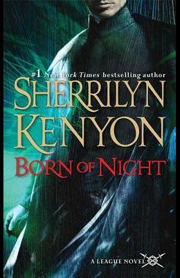 Born of Night: The League: Nemesis Rising