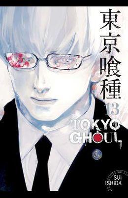 Tokyo Ghoul, Vol. 13, 13