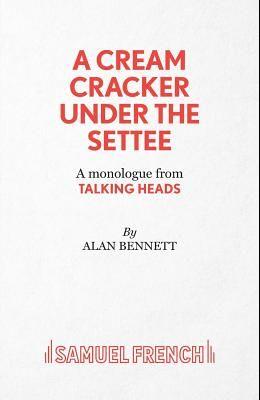 A Cream Cracker Under The Settee