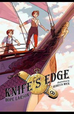 Knife's Edge: A Graphic Novel