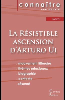 Fiche de lecture La Résistible ascension d'Arturo Ui de Bertolt Brecht (Analyse littéraire de référence et résumé complet)