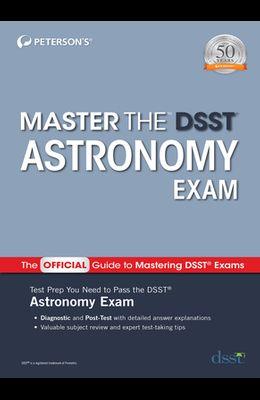 Master the Dsst Astronomy Exam