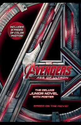 Marvel's Avengers: Age of Ultron: The Deluxe Junior Novel