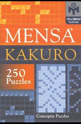Mensa(r) Kakuro
