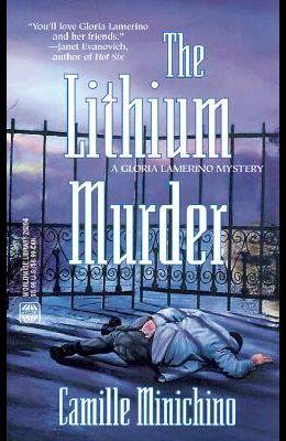 Lithium Murder (Worldwide Library Mysteries)