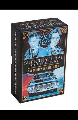 Supernatural Tarot Deck and Guidebook [With Booklet]