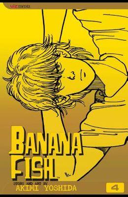 Banana Fish, Vol. 4, 4