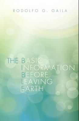 The Basic Information Before Leaving Earth
