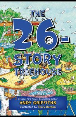 26-Story Treehouse