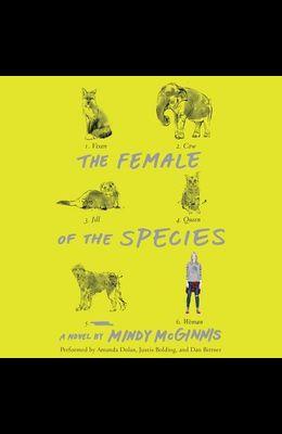 The Female of the Species Lib/E
