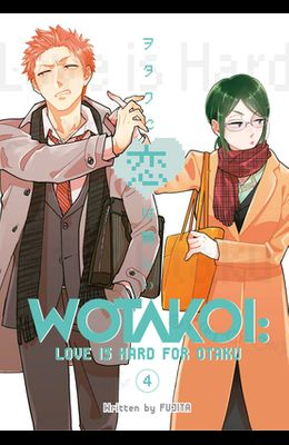 Wotakoi: Love Is Hard for Otaku 4
