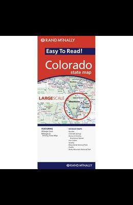 Colorado Easy to Read