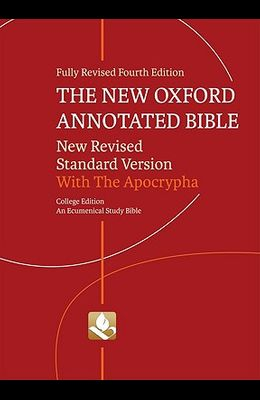 New Oxford Annotated Bible-NRSV-College