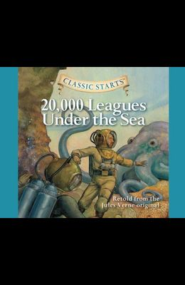 20,000 Leagues Under the Sea (Library Edition), Volume 1