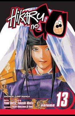 Hikaru No Go, Vol. 13 [With Bonus Sticker]