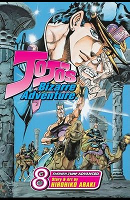 Jojo's Bizarre Adventure: Part 3--Stardust Crusaders (Single Volume Edition), Vol. 8, Volume 8: Stardust Crusaders