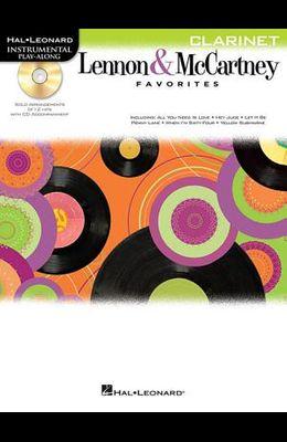 Lennon & McCartney Favorites: Clarinet