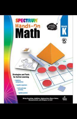 Spectrum Hands-On Math, Grade K
