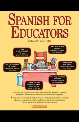 Spanish for Educators [With 3 CDs]