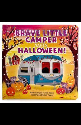 Brave Little Camper Saves Halloween