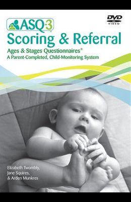 Asq-3(tm) Scoring & Referral (DVD)