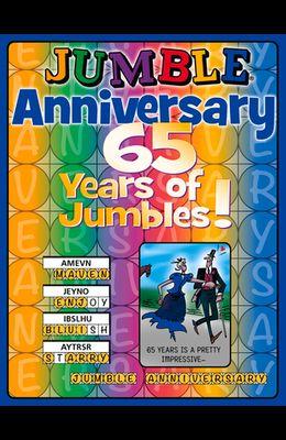 Jumble(r) Anniversary: 65 Years of Jumbles!