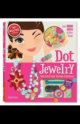Dot Jewelry: Make Pretty Paper Bracelets & Necklaces